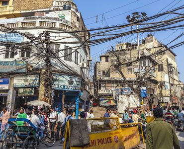 South Asia has the world's second-largest population living off the grid—255 million people in 2016, more than a quarter of all the people in the world living without access to electricity.