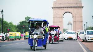 As per estimates there are over one lakh e-rickshaws plying on the city roads and only one-fourth of them are registered, despite a subsidy scheme of the government.