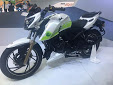 TVS launches India's first ethanol based bike The special edition will be available in Maharashtra, Karnataka and Uttar Pradesh at Rs 120,000.