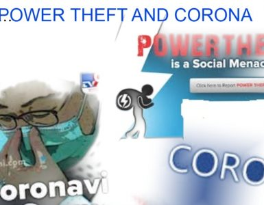 Corona and Power Theft