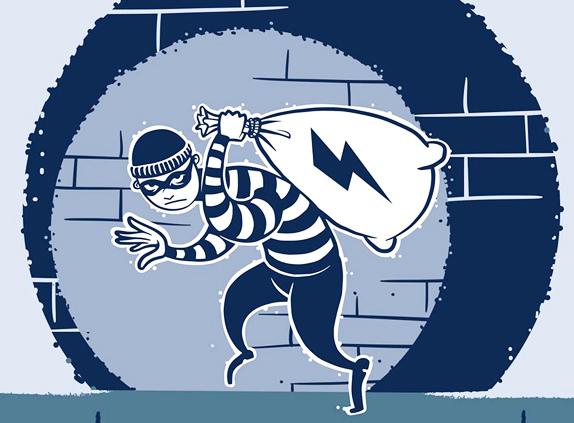 No FIR for power thefts