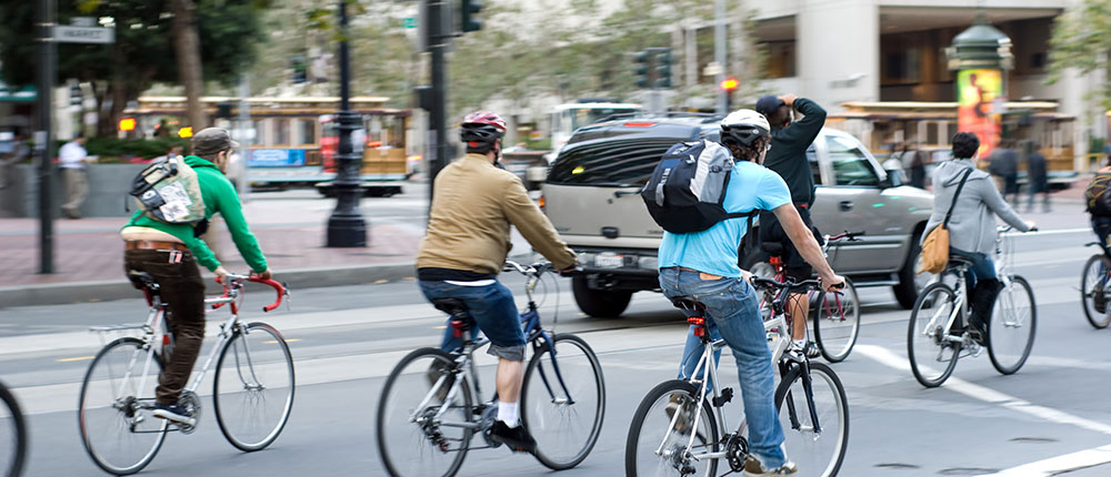 Shifting to cycling can result in an annual savings of up to 1.6% of India's GDP