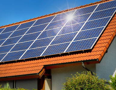 Impact of Covid-19 on Rooftop solar Plants in India.